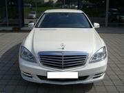 Серьезные автомобили для серьезных людей - Mercedes-Benz S-Class W221