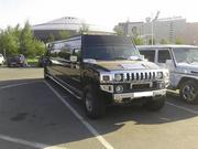 Лимузин Hummer H2 для любых мероприятий в городе Астана.
